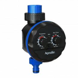 AQUALIN 21039 Таймер полива с шаровым клапаном механическим управлением