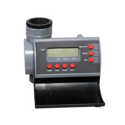 AQUALIN 21002 Таймер полива с электромагнитным клапаном и цифровым управлением
