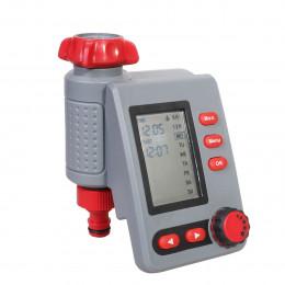 Таймер полива с электромагнитным клапаном AQUALIN 21006