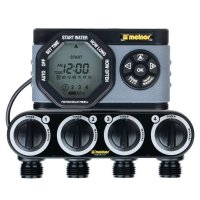 MELNOR 53280 HydroLogic Таймер полива на четыре зоны